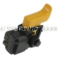 air break switches - Single Pole Single Break AC V A Rotary Hammer Trigger Switch order lt no track