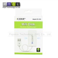 Wholesale EDUP EP Card Readers read WiFi Disk Wi Fi SD USB Device USB Flash disk Data Access