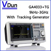 Wholesale ATTEN GA4033 TG kHz to GHz Digital Spectrum Analyzer with Tracking generator