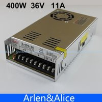 ac dc output - 400W V A Single Output Switching power supply for CCTV camera LED Strip light AC to DC SMPS