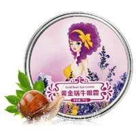 anti wrinkle food - Eyes Creams The Snail Eye Cream Remove Pouch and Dark Circles Anti Wrinkle To Swelling To Fat Particles Eye Care Skin Food