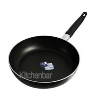 Wholesale Deep Fry Pans DuPont Coating Pan Professional Chef s Nonstick Titanium Cookware Quick Cleanup Saute Inch Skillet Christmas Party KB