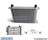 Wholesale Universal Row Engine Transmission AN Oil Cooler TK OC000025 AN10