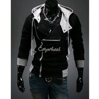 amp jacket - Fashion Winter amp amp Autumn Men amp s Brand Hoodies coat Casual Male long sleeve Hooded Jackets drop B19