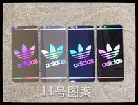Wholesale HD protective film Cell Phone Skins Stickers for iPhone s plus with diamond power shinning