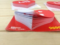 advertisement sticker - heart STYLEs N TIMES STICKER NOTICE STITCKER good classfication for job Suitable for gift giving birthday advertisement promotion awards
