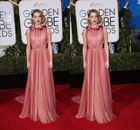 amber jewel - 73rd Golden Globe Awards Evening Dresses Jewel Appliques Long Modest Amber Heard Wore Fashion Prom Party Red Carpet Celebrity Dresses
