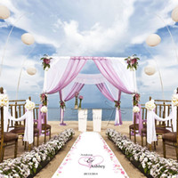 Wholesale Personalized M Wedding Carpet Wedding Decoration Wedding Supplies Wedding Backdrops