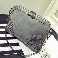 bag importers - Hot New Arrival European and American Fashion Women s Shell Chain Small bags Leisure Messen0ger Shoulder Importer