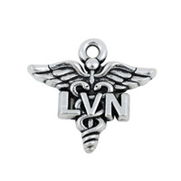 antique medical books - Hot Sale Metal Antique Silver Plated Custom Retro Medical Sign Book Charms For DIY Jewelry