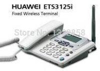 Wholesale Original Huawei ETS3125i GSM fwp gsm fixed wireless telephone desk telephone wireless phone with FM radio MHz