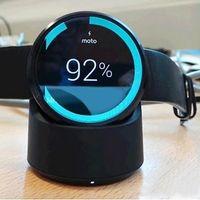 Motorola smartwatch Prix-QI pour Motorola Moto360 2ème génération Smartwatch Chargeur sans fil QI Chargeur portable Base Dock Livraison gratuite