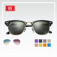Wholesale 2016 New Authentic BanDtun Sunglasses Top Quality Men Women Fashion Sun Glass UV400 Protect Brand Sunglasses Designer Sunglasses