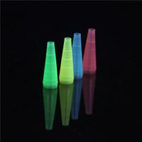 Soulton Glass 100pcs / Pack en gros Embouchures en plastique Hookah bouts de bouche Hookah Shisha plastique bouts de bouche jetable DHL Shippping gratuit