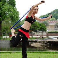 band lilies - Lily pull rope fitness elastic rope tension device belt tension yoga rope