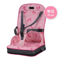 Wholesale High Quality Baby Feeding Chair Highchair for Toddlers Multi use Oxford Cloth Portable Travel High Chair Dinning Chair s Package