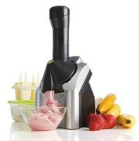 Wholesale Fruit Home Ice Machine Ice Cream Makers