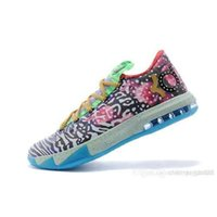 Cheap Best Discount KD Basketball Shoes KD VI What the KD Athletics Shoes Cheap Sale kd Shoes KD VI 6 Sports Shoes Mens Trainers Sneaker Boot