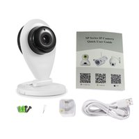 Wholesale HD P SP009 Mini Small IP Camera Wifi P2P Smatphone Monitor Network Camera SD Card Storage