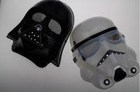 Wholesale Star Wars Masks New Halloween Festival horror mask Star Wars the Darth vader mask color Party Masks