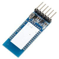 al por mayor arduino base-Nuevos Componentes Electrónicos Módulo Transceptor Serial Bluetooth Módulo Base Board clear button Para Arduino VE431 W0.5 SYSR