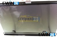 car curtains - Universal Retractable Car Vehicle Curtain Window Roller Sun Shade Blind Protector