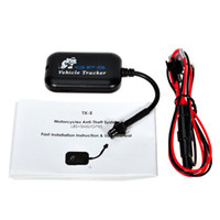 Cheap Mini Motorcycle TX-5 Vehicle GPS Tracker anti theft system watch LBS+SMS GPRS GSM Alarm