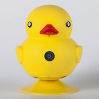 baby toys monitors - 2016 new good quality home security baby monitor cute duck toy P wireless WIFI hidden camera