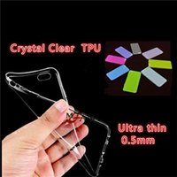 Wholesale Unique Cell Phone Cases Soft Clear Ultra thin Phone Cases for Iphone Samsung Popular TPU Material Mobile Phone Covers c52
