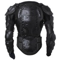 enduro - Roller Sports Safety Protector Enduro Full Body Motorcycle Armor Chest Spine Protection Motorcross Jacket Nylon Polyester Size S XL