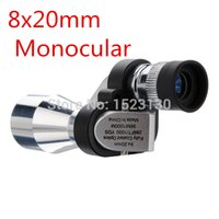 Wholesale High Quality Brand New Price Adjustable X20 Night Vision Monocular HD Telescopes Microscope m WST