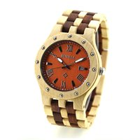 bamboo wood products - 2015 new product hot sale nature wooden popular style bamboo wood watch custom logo wood watch