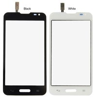 Wholesale New digitizer touch screen replacement for LG L70 D320 D321 D320N with Button Hole B0485