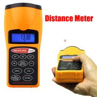 Wholesale 40 kHz laser distance meter measurer laser rangefinder medidor trena digital rangefinders hunting laser measuring tape A3