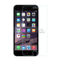 Wholesale Factory Price Screen Protector Film for iPhone S Plus S Plus Tempered Glass Film WEL240011