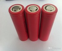 Wholesale ICR18650HE2 High Drain Li ion Battery mAh V HE2 A Max Discharge
