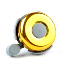 Cheap Safety Metal Ring Handlebar Bell Loud Sound for Bike Cycling bicycle bell horn Multicolor