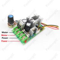 Wholesale 6V V A Pulse Width Modulator PWM DC Motor Speed Control HHO RC Controller V V V W MAX