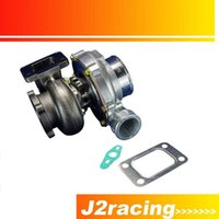 Wholesale J2 Racing Store GT3582 GT35 GT3582R T3 flange oil and water bolt HP turbocharger compressor A R Turbine A R