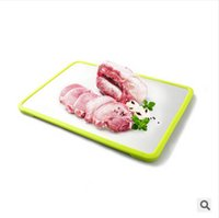 Wholesale 2015 Hot Kitchen Cooking Tools Fast Defrost Tray Thawing Plate Board For Meat Frozen Food Useful Unfreeze Board