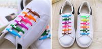 Cheap Colors Fashion Flat Shoe Lace Shoelace Strings Shoes Lace For Sneakers Athletic Shoes Sport Shoe Lace 2016 Hot Sale