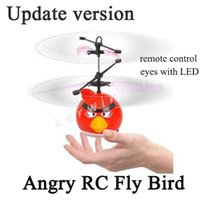 Wholesale RC Helicopter Kids Boy toys Helicoptero Birds toys flying Saucer Induction Mini flyer Baby Remote Control toys brinquedos hobbit