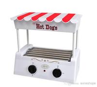 Wholesale Pieces Muffin Hot Dog Maker Machine Hot Dog Cooker Hotdog Maker Hot Dog Toaster BAKER