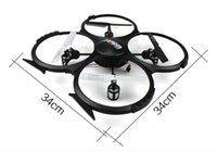 Cheap New 2.4Ghz 4CH RC Quad Copter Quadcopter Big Size Parrot AR Drone Remote Control Helicopter Gift Box