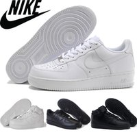 womens tops - Nike Air Force Mens Womens Sports Skateboarding Shoes Top White Nike Air Force one Shoes Original Hot Sales