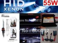 al por mayor 55w ac hid por mayor-Al por mayor - Auto XENON HID kit de la conversión 12v voltaje AC 55W H11 8000K HID Xenon Kit de lámparas de xenón bomba de lastre lámpara de las bombillas