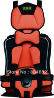 Wholesale Baby Car Seat Child Car Safety Seat Safety Car Seat for Baby of KG and Months Years Old Orange Color Car Cushion