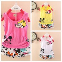 Cheap Girl baby clothing Best Spring / Autumn Sleeveless 2015 fashion suits