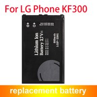 Wholesale Replacement Battery LGIP G For LG KF300 KF330 KM385 KM386 KM500 KS360 Batteries mAh