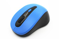 Wholesale 2 GHz Wireless Optical Gaming Mouse mini portable Mice For Computer PC Laptop candy color